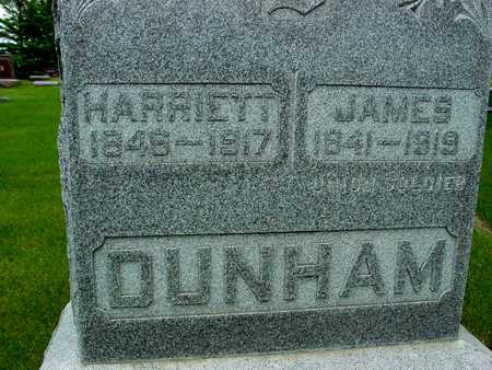 DUNHAM, JAMES & HARRIETT - Sac County, Iowa | JAMES & HARRIETT DUNHAM