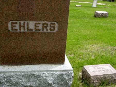EHLERS, CARL - Sac County, Iowa | CARL EHLERS