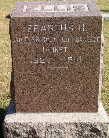 ELLIS, ERASTUS H. - Sac County, Iowa | ERASTUS H. ELLIS