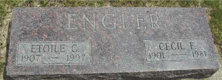 ENGLER, CECIL & ETOILE - Sac County, Iowa | CECIL & ETOILE ENGLER