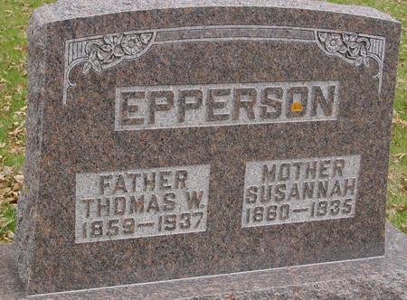 EPPERSON, TOM & SUSANNAH - Sac County, Iowa | TOM & SUSANNAH EPPERSON