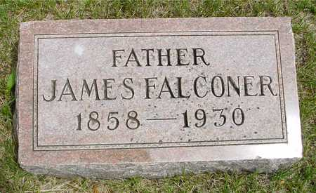 FALCONER, JAMES - Sac County, Iowa | JAMES FALCONER