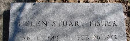 STUART FISHER, HELEN - Sac County, Iowa | HELEN STUART FISHER