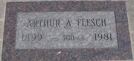 FLESCH, ARTHUR A. - Sac County, Iowa | ARTHUR A. FLESCH