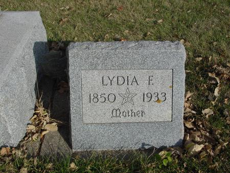 FOX, LYDIA - Sac County, Iowa | LYDIA FOX