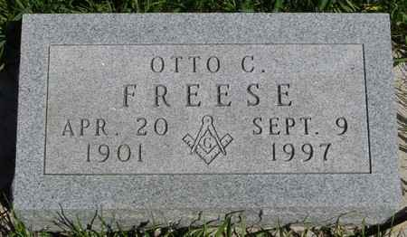 FREESE, OTTO C. - Sac County, Iowa | OTTO C. FREESE