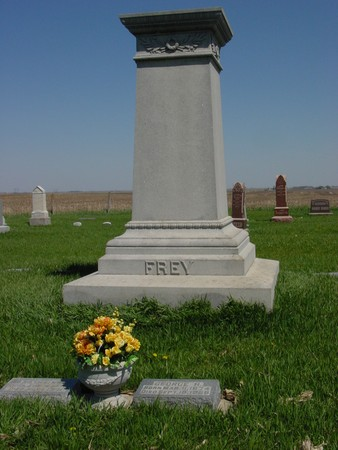 FREY, GEORGE H. - Sac County, Iowa | GEORGE H. FREY