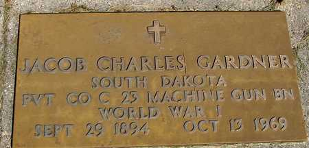 GARDNER, JACOB CHARLES - Sac County, Iowa | JACOB CHARLES GARDNER