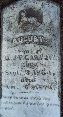 GARNATZ, AUGUST - Sac County, Iowa | AUGUST GARNATZ