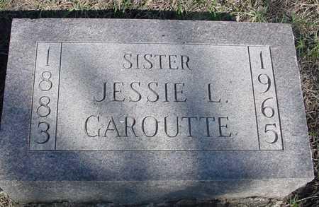 GAROUTTE, JESSIE L. - Sac County, Iowa | JESSIE L. GAROUTTE