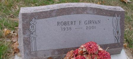 GIRVAN, ROBERT F. - Sac County, Iowa | ROBERT F. GIRVAN