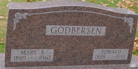 GODBERSEN, EDWARD & MARY - Sac County, Iowa | EDWARD & MARY GODBERSEN