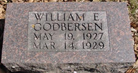 GODBERSEN, WILLIAM E. - Sac County, Iowa | WILLIAM E. GODBERSEN