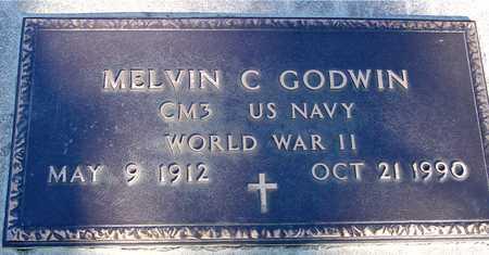 GODWIN, MELVIN C. - Sac County, Iowa | MELVIN C. GODWIN