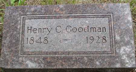 GOODMAN, HENRY C. - Sac County, Iowa | HENRY C. GOODMAN