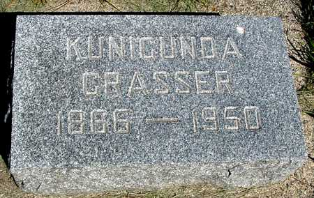 GRASSER, KUNICUNDA - Sac County, Iowa | KUNICUNDA GRASSER