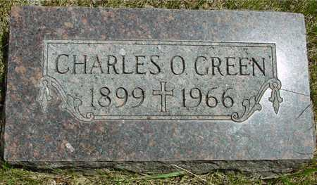 GREEN, CHARLES O. - Sac County, Iowa | CHARLES O. GREEN