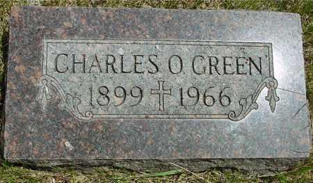 GREEN, CHARLES O. - Sac County, Iowa | CHARLES O. GREEN