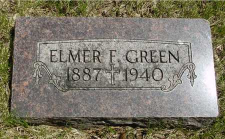 GREEN, ELMER F. - Sac County, Iowa | ELMER F. GREEN