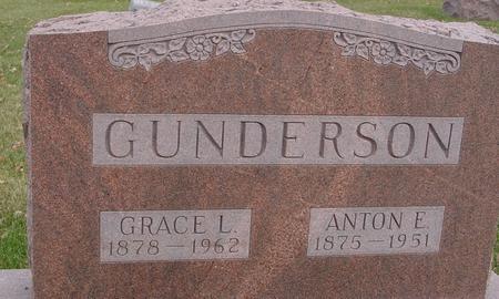 GUNDERSON, ANTON & GRACE - Sac County, Iowa | ANTON & GRACE GUNDERSON