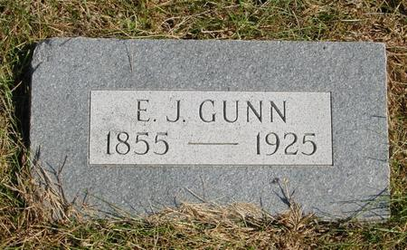 GUNN, E. J. - Sac County, Iowa | E. J. GUNN
