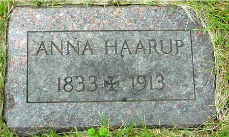 HAARUP, ANNA - Sac County, Iowa | ANNA HAARUP