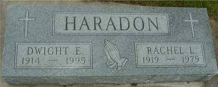 HARADON, DWIGHT & RACHEL - Sac County, Iowa | DWIGHT & RACHEL HARADON