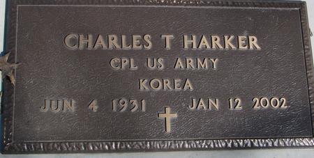 HARKER, CHARLES T. - Sac County, Iowa | CHARLES T. HARKER