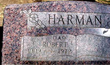 HARMAN, F. ROBERT - Sac County, Iowa | F. ROBERT HARMAN