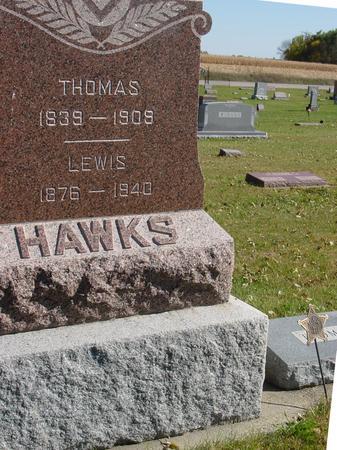 HAWKS, THOMAS - Sac County, Iowa | THOMAS HAWKS