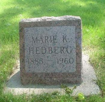 SCHWANNA HEDBERG, MARIE - Sac County, Iowa | MARIE SCHWANNA HEDBERG