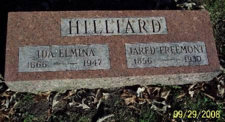 HILLIARD, JARED FREEMONT - Sac County, Iowa | JARED FREEMONT HILLIARD