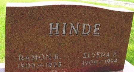 HINDE, RAMON & ELVERA - Sac County, Iowa | RAMON & ELVERA HINDE