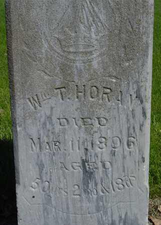 HORAN, WILLIAM T. - Sac County, Iowa   WILLIAM T. HORAN