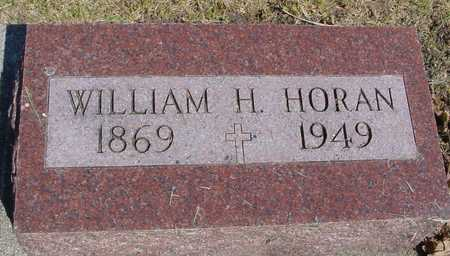 HORAN, WILLIAM H. - Sac County, Iowa | WILLIAM H. HORAN