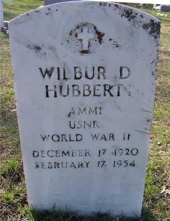 HUBBERT, WILBUR D. - Sac County, Iowa | WILBUR D. HUBBERT