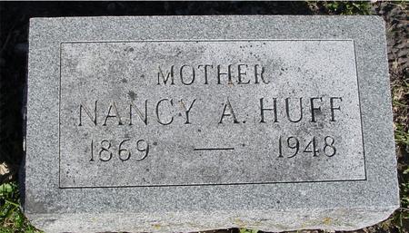 HUFF, NANCY A. - Sac County, Iowa | NANCY A. HUFF