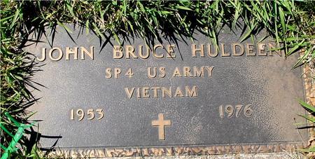 HULDEEN, JOHN BRUCE - Sac County, Iowa | JOHN BRUCE HULDEEN