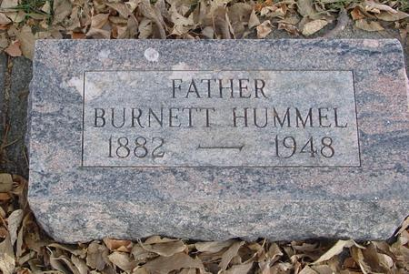 HUMMEL, BURNETT - Sac County, Iowa | BURNETT HUMMEL