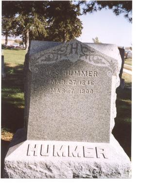 HUMMER, J. S. - Sac County, Iowa | J. S. HUMMER