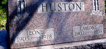 HUSTON, LAMONT & LEONE - Sac County, Iowa | LAMONT & LEONE HUSTON