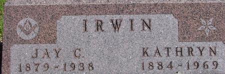 IRWIN, JAY & KATHRYN - Sac County, Iowa | JAY & KATHRYN IRWIN