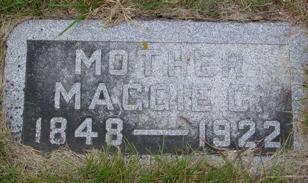 IRWIN, MAGGIE C. - Sac County, Iowa | MAGGIE C. IRWIN