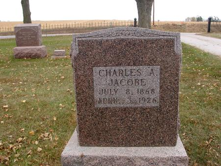 JACOBE, CHARLES A. - Sac County, Iowa | CHARLES A. JACOBE