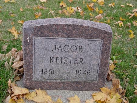 KEISTER, JACOB - Sac County, Iowa | JACOB KEISTER