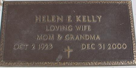 KELLY, HELEN E. - Sac County, Iowa | HELEN E. KELLY