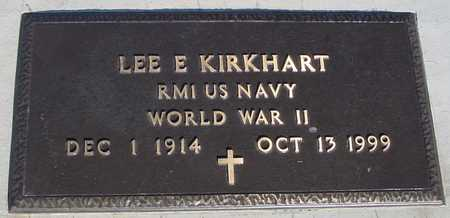 KIRKHART, LEE E. - Sac County, Iowa | LEE E. KIRKHART