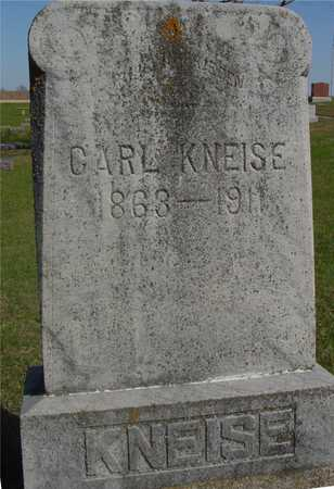 KNEISE, CARL - Sac County, Iowa | CARL KNEISE