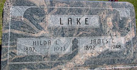 LAKE, JAMES & HILDA - Sac County, Iowa | JAMES & HILDA LAKE