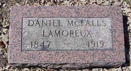 LAMOREUX, DANIEL MCFALLS - Sac County, Iowa | DANIEL MCFALLS LAMOREUX